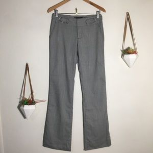 Grass collection gray trouser pants